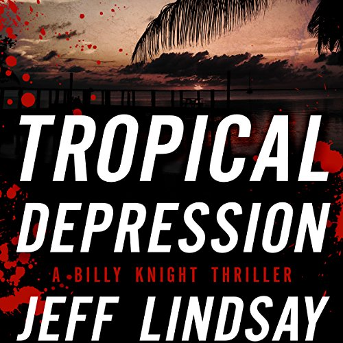 Tropical Depression audiobook cover art