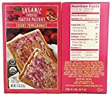 Trader Joe's Organic Frosted Toaster Pastries - Cherry Pomegranate (2 pack)