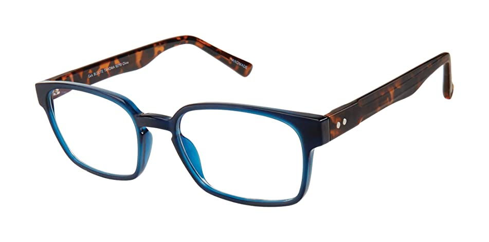 Scojo New York Official Tahoma Gels BluLite Reading Glasses