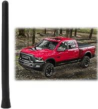 6 3/4 INCH Antenna Mast Compatible Fit Dodge RAM 1500 Short Antenna 2006-2019 Accessories