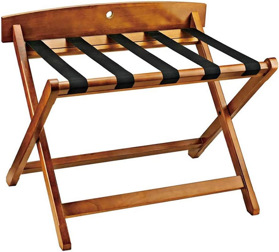 ViewSys Luggage Rack ,Hotel Foldable Room Overseas parallel import regular item Solid W Outlet SALE