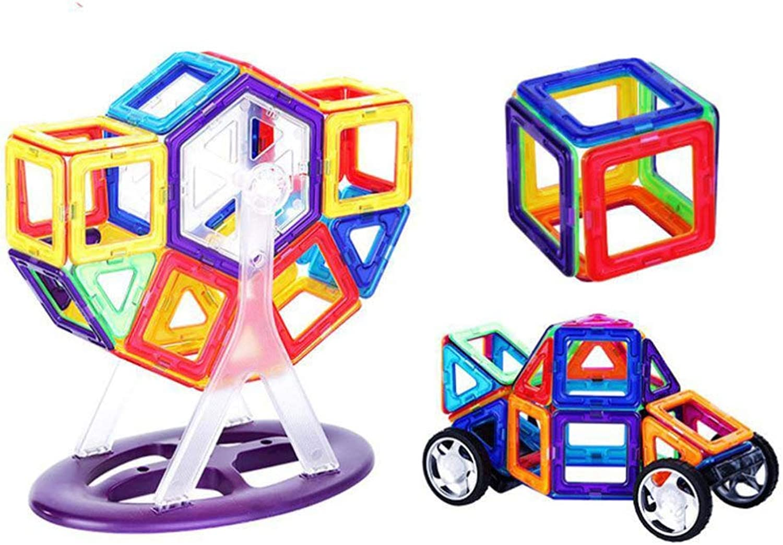 buena reputación DYMAS DYMAS DYMAS Juguete Intelectual Bloque de construcción magnético del Juguete de DIY de la educación temprana de los Niños  orden ahora disfrutar de gran descuento