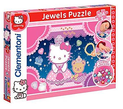Clementoni 20022 – Puzzle Hello Kitty de 104 pièces