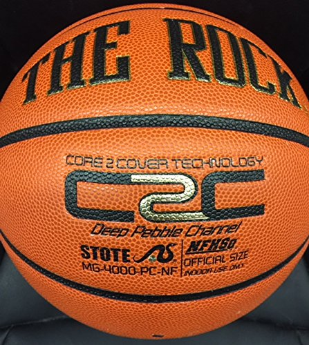 Find Discount  The Rock- Basketball - Official Mens