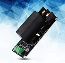 Timer Relay Module,Single-Channel Solid State Relay Board SSR Switch Controller for Industrial Automation
