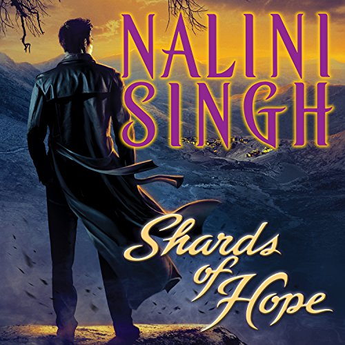 Shards of Hope audiobook cover art