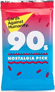 cards against humanity 90s pack