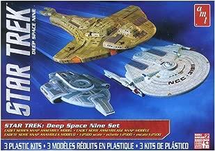 AMT 1 2500 Star Trek Cadet Deep Space 9 - 3 Ship Set
