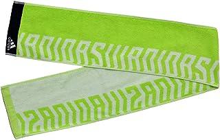 アディダス ネオン スリムスポーツタオル(グリーン)adidas SLIM SPORTS TOWEL AD1056/GR