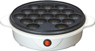 ネオーブ (NEOVE) たこ焼き器 ホワイト NWT-1865AW