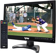 """Tyler TTV705-14 14"""" Portable Battery Powered LCD HD TV Television with HDMI, USB,.."""