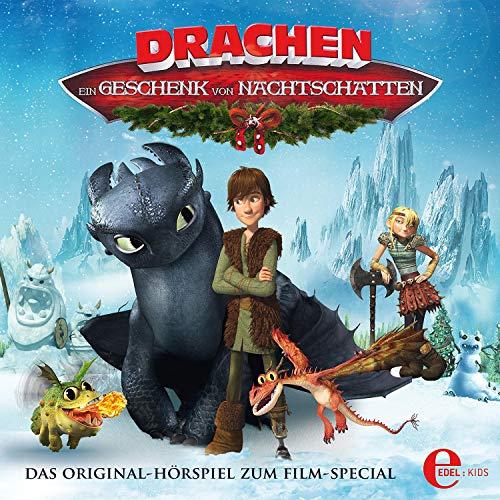 Drachen - Ein Geschenk von Nachtschatten. Das Original-Hörspiel zum Film-Special Titelbild