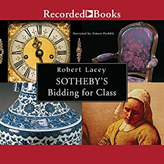 Sotheby's: Bidding for Class cover art