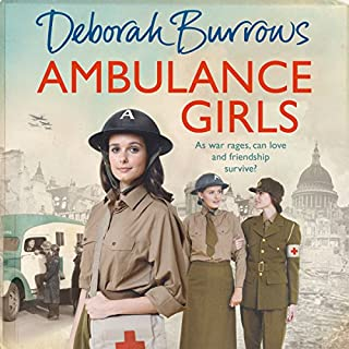 Ambulance Girls cover art