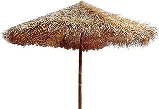 Thaisan7, Bamboo/Thatch Tiki Umbrella-For Patio Bar/Palapa -Bamboo pole 2