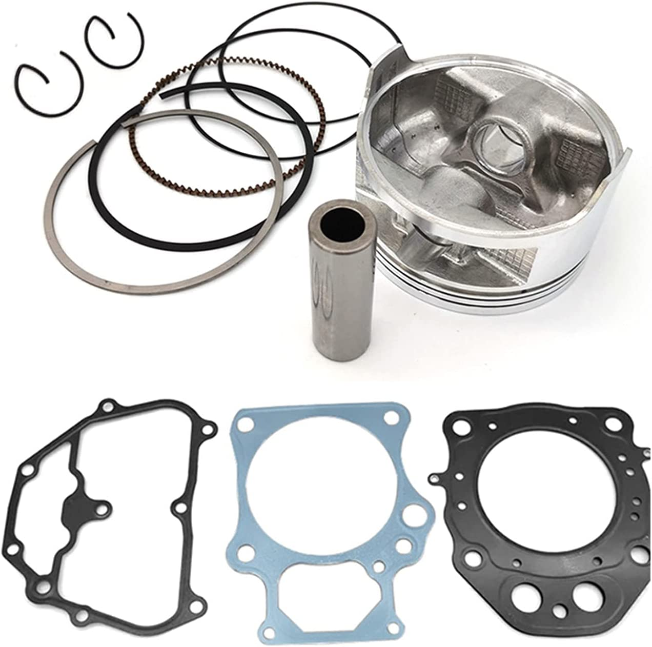 ZHUSHANG SHUANGX OFFicial site 86.50mm Financial sales sale Aluminum Piston Gasket Ring Fit Kit for