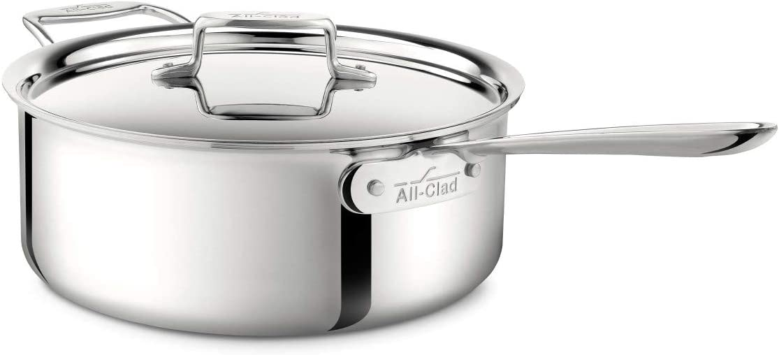 All-Clad 4206 Stainless Steel Shipping included Tri-Ply Dishwasher Bonded New item Dee Safe