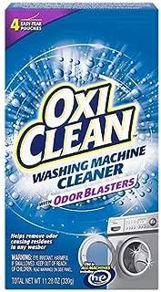 オキシクリーン 洗濯槽クリーナー 粉末タイプ 320g(80g×4包)