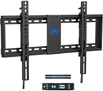 Mounting Dream TV Wall Mount TV Bracket with Leveling Design for 37-70 inch TVs, Fixed TV Mount with Max VESA 600x400...