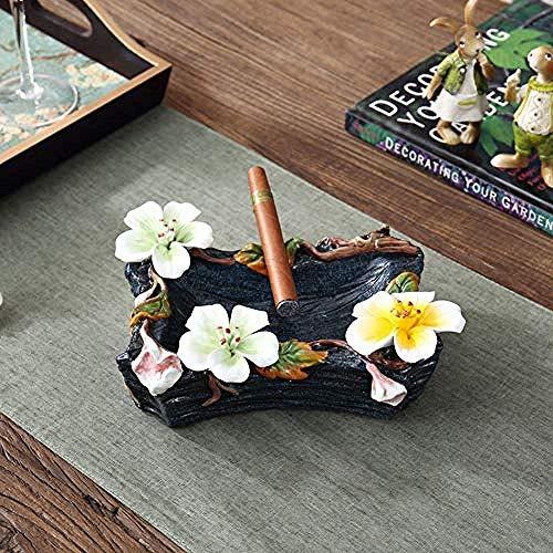 outingStarcase Arte Decoraciones artesanía de cerámica cenicero de Cigarrillo Escritorio Escritorio de Fumadores Cenicero for Fumadores Ministerio del Interior Regalo para la decoración de la Oficina