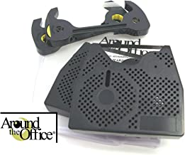 Around The Office Compatible Smith Corona Typewriter Ribbon & Correction Tape for DLE 250.This Package Includes 2 Typewriter Ribbons and 2 Lift Off Tapes
