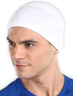 Sweat Wicking Helmet Liner/Cooling Skull Cap for Men - Helmet & Hard Hat Liner Accessory - UPF 50 Sun Protection