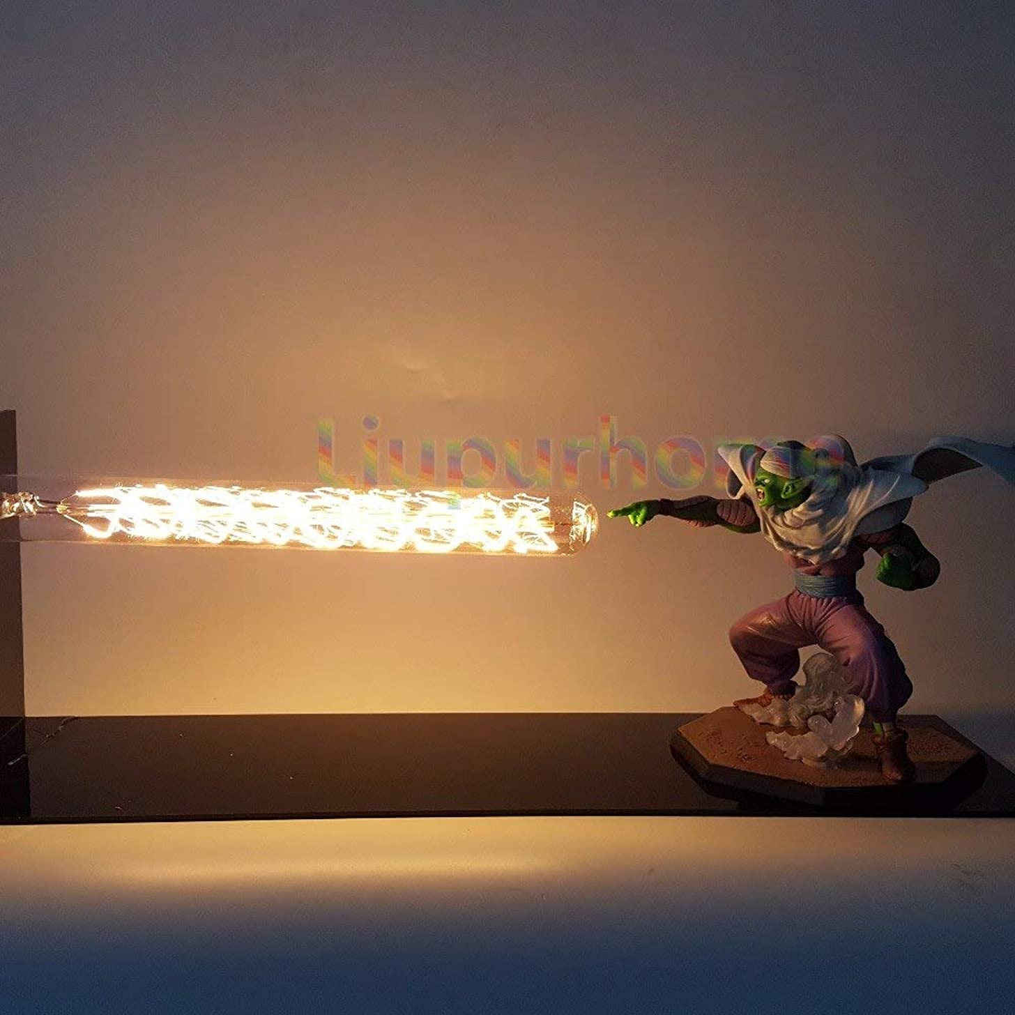 Special Beam Cannon Dragon Ball Z Piccolo Led Night Lights Anime Dragon Ball Super DBZ Super Saiyan Led Bulb Lamp