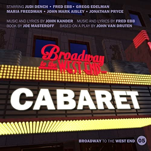Maria Friedman, Gregg Edelman & Jonathan Pryce feat. National Symphony Orchestra & John Owen Edwards