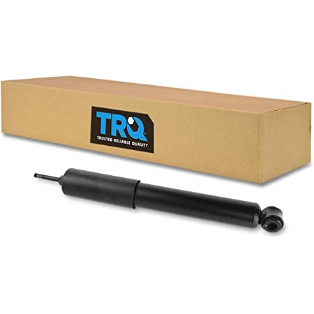 TRQ Front Shock Absorber Driver /& Passenger Side Pair Set of 2 for E-Series Van