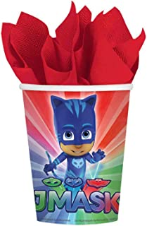 """PJ Masks"" Cups, 9 oz., Party Favor"