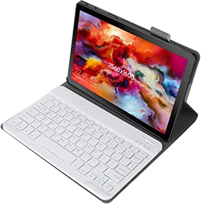 Mugast Abnehmbare Bluetooth Tastatur Tragbare Schlanke Kabellose Tastaturschutz Halterung mit Leder Schutzh lle f r Samsung Tab S4 10 5 T830 T835 Rose Gold Schätzpreis : 25,99 €