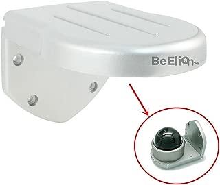 BeElion Aluminium Alloy Indoor Outdoor Wall Mount L-Type Bracket for CCTV Security Dome IP Camera Mounting