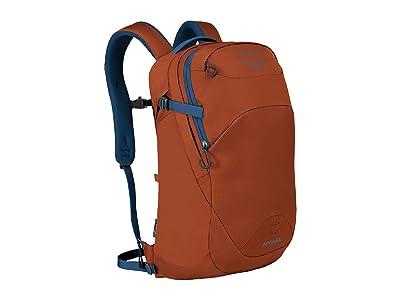 Osprey Apogee (Umber Orange) Backpack Bags