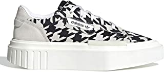 [アディダス] HYPERSLEEK W CRYSTAL WHITE/OFF WHITE/CREAM WHITE