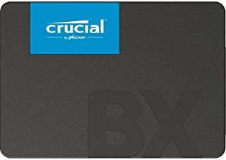 Crucial 内蔵SSD BX500SSD1 シリーズ 2.5インチ SATA 6Gbps (120)