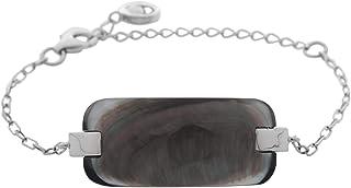 اسوارة نسائية من الفضة الاسترليني 925 من ميساكي - QCUBAMIDALA