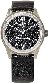 Q&Q Girls RP18J001Y Year-Round Analog Solar Powered Black Watch