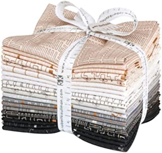 Wayside 20 Fat Quarter Bundle by Karen Lewis for Robert Kaufman Fabrics FQ-1521-20