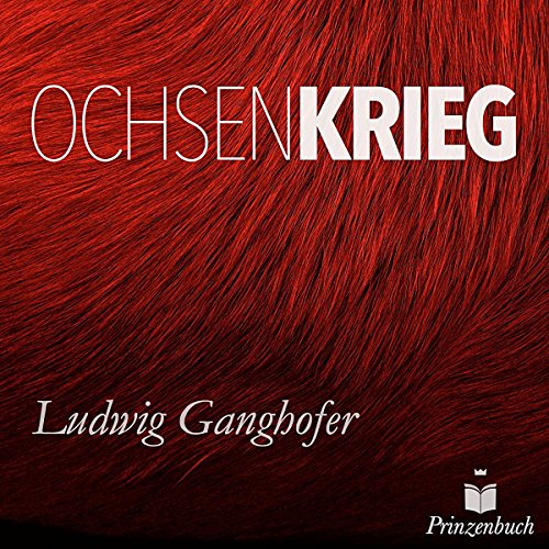 Der Ochsenkrieg audiobook cover art