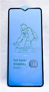 شاشة حماية 18D غطاء كامل كينج كونج لشاومي تكنو ke5 / سبارك 6
