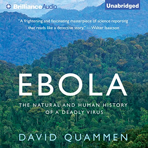 Ebola audiobook cover art