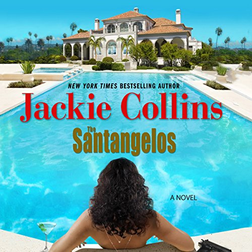 The Santangelos audiobook cover art