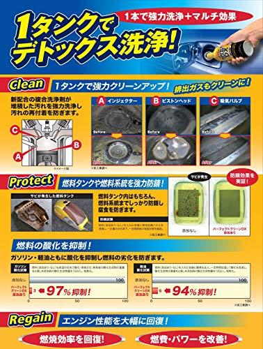 KURE(呉工業)フュエルシステムパーフェクトクリーンDX2118