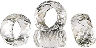 Best glass napkin rings Reviews