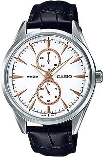 Casio Enticer Men Analog White Dial Men's Watch MTP-SW340L-7AVDF(A1674)