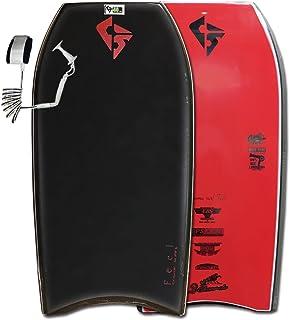 ボディボード メンズ 40 42 インチ cosmic surf/FEEL リーシュコード2点セット 最新ニューモデル...