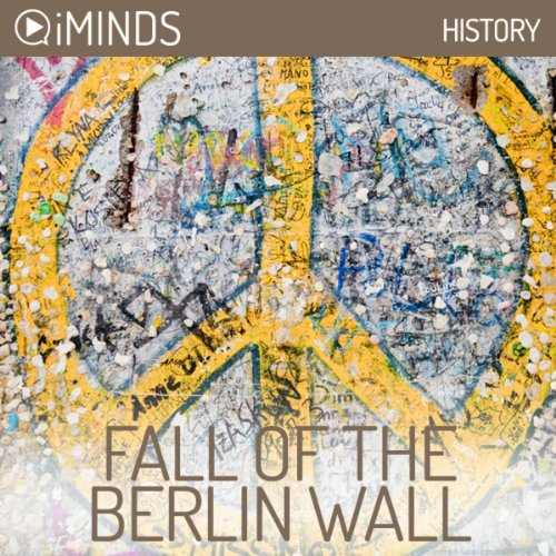 Fall of The Berlin Wall audiobook cover art