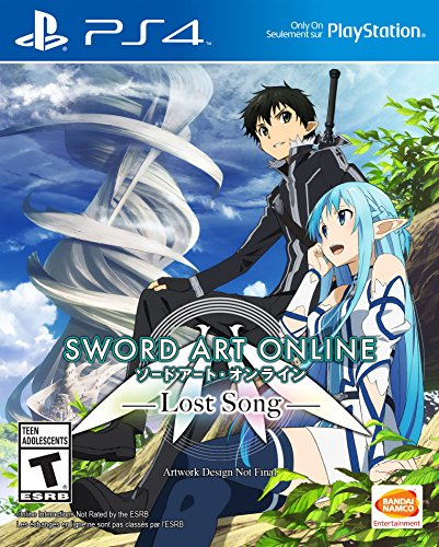 Namco Bandai Games Sword Art Online: Lost Song Basic PlayStation 4 Inglese videogioco