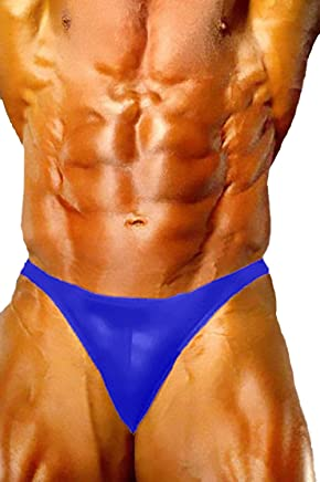 Andreas Cahling Bodybuilding Physique Thong Posing Swim Trunks Suit Briefs PT06