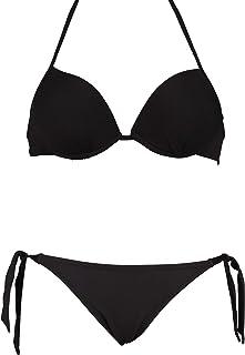 fba693d980d7 Bikinicolors Bikini Super Push Up con Slip o Brasiliana con Fiocchi  Ribattuti | Made in Italy